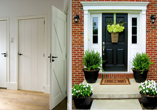 houten deuren en kozijnen
